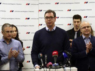 Aleksandar Vučić - Foto Tanjug Sava Radovanović