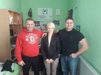 Boks Stojan Knežević, Antonija Nadj Kosanović, Ilija Lalić