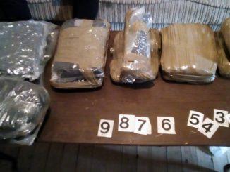 Hapšenja zbog narkotika