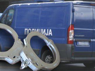Policija hapsenje