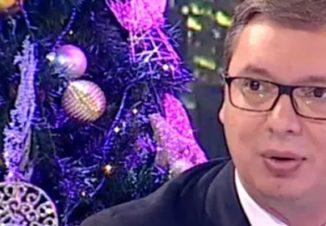 Aleksandar Vučić - sajt SNS