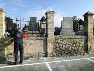 Rekonstrukcija ograde vpg