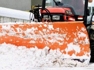 sneg - prohodni putevi