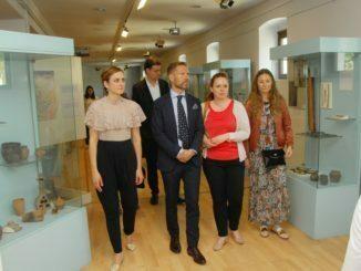 Стална поставка у Градском музеју била је интересантна гостима