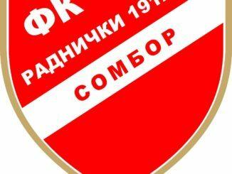 LOGO FK Radnički 1912 Sombor