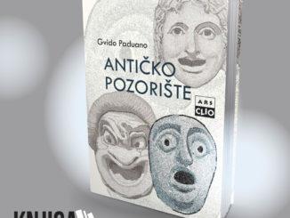 knjiga nedelje Anticko pozoriste