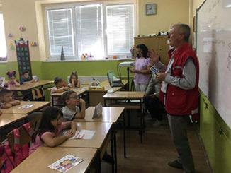 edukacija Crveni krst Odzaci