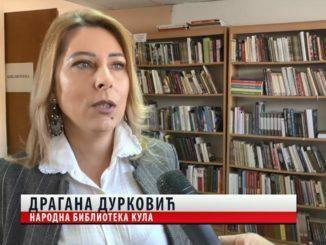 Dragana Durković-biblioteka