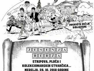 Zoli Berza - 2018 varijanta 2