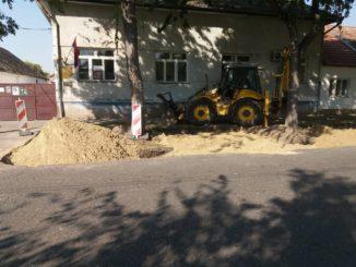 asfaltiranje parkinga u Mlakama (1)