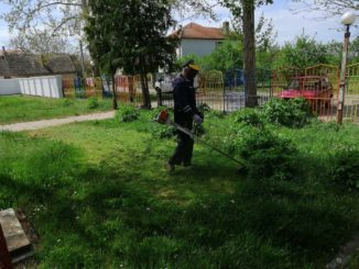 Prostor - Uređenje zelenih površina u Kljajićevu - naslovna